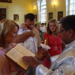 Крещение Павла в г. Новочеркасске