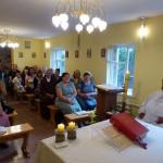 Епископ Клеменс Пиккель посетил наш приход